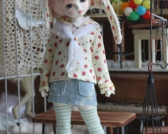 Bengbeng!, clothes for Rosenlied holiday (BJD)