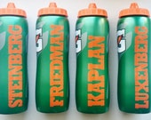 Personalized Sports Bottle Name Labels