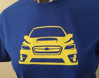 Subaru Sticker Etsy