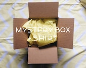 RAD Mystery Box w TSHIRT! (shirt, stickers, buttons, notecards, patches etc.)