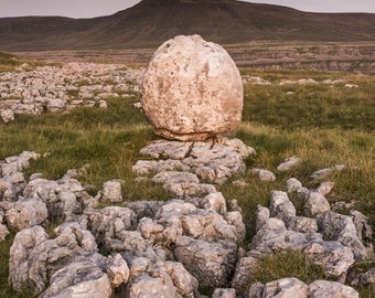 The Dragon's Egg, Epic Landscape British Mountain Photography Print