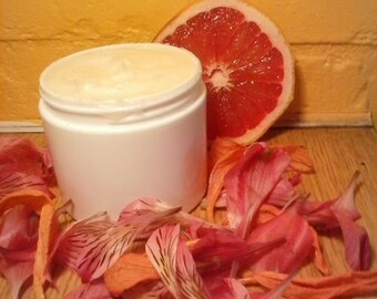 Coconut Grapefruit Body Butter