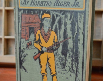 Strive and Succeed by Horatio Alger Jr. - Early 1900s vintage young adult edition book