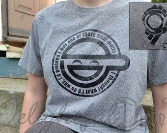 Ghost In the Shell Laughing Man Shirt