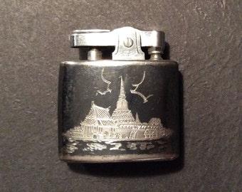 Siam Silver Lighter