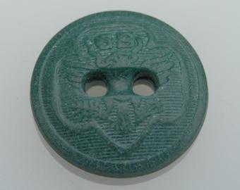 SM Vintage Girl Scout Button