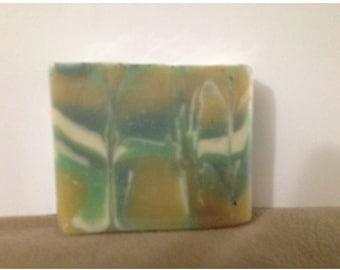 Handmade Minty Fresh Soap