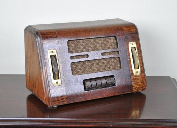 Vintage radio general electric piano