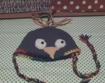Tropical Bird Hat