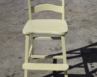 Antique Childs Chair/ Highchair early 1900's