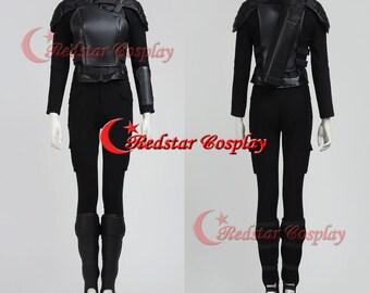 The Hunger Games: Mockingjay Part 1 Katniss Everdeen Cosplay Costume