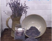 Dried Purple English Lavender Buds - 1/2 cup per packet