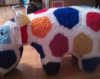 Crochet Hippos-25% off use code HIPPOSALE