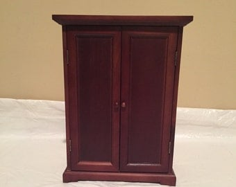 Doll Wood Armoire