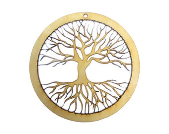Tree of Life Christmas Ornaments - Tree of Life Ornament - Christmas Ornament - Tree of Life Gifts - Personalized Christmas Ornaments