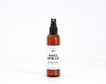 Rose Spray ~ aromatic spray for home & body