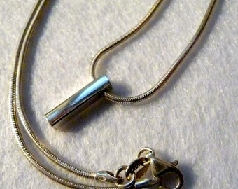 Necklace. Sterling Silver. Finland.