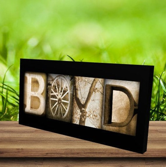 Wedding Gift Alphabet Art : Alphabet Letter ArtName ArtWedding GiftLetter Photography ...