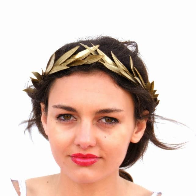 Surprising Greek Goddess Etsy Short Hairstyles For Black Women Fulllsitofus
