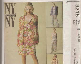 McCall's NY NY Collection Pattern