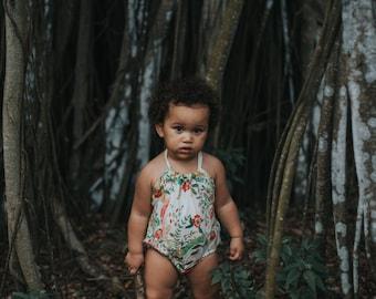 Mille Baby Toddler Bohemian Boho Romper