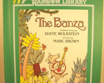The Banza Reading Rainbow Library