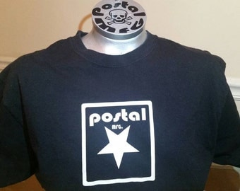 Postal Mfg. Star