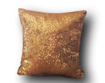 Home and Decor- Gold Sequin Pillow- Gold Pillow- Event Pillows- Home Decor Ideas, Home Design