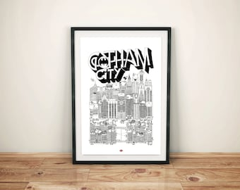 Gotham City SRA3