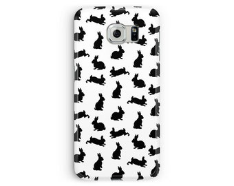 SALE, Bunny Samsung S4 case, For Samsung Galaxy S4, Bunnies samsung cover, Rabbits phone case, S4 Case, Gifts for her, Cute Samsung Case