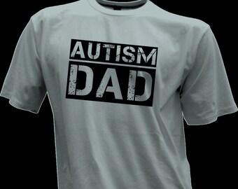 Men's Autism Shirt - Autism Dad 2