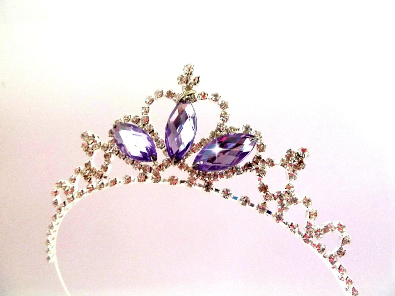 Purple Tiara PRINCESS SOFIA The First Headband Princess Sofia