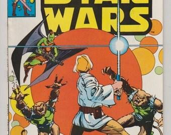 Star Wars; Vol 1, Annual 1, Bronze Age Comic Book.  VF/NM. December 1979.  Marvel Comics