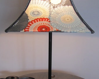 Japanese pagoda lamp