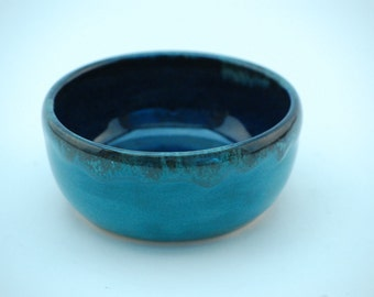 Small Blue/turquoise Bowl
