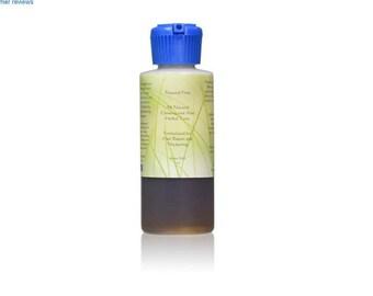 Natural First Hair Growth Ginseng & Aloe Vera Thickening and Repair Serum 2oz