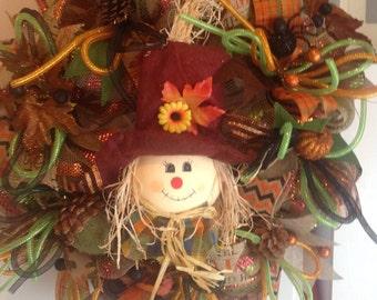 Crown of autumn - the scarecrow
