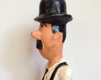 Antique African Colonial Figure - Englishman