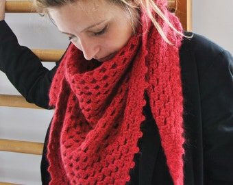 Shawl // Grenadine / Supersoft Wool