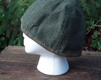 Birka style cap, viking hat