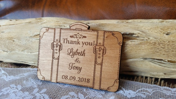 Wood thank you cards unique thank you gifts rustic thank you cards ...