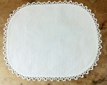 Oval Table Mat Etsy