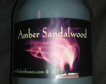 Amber Sandalwood