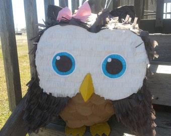 Cute Owl Pinata