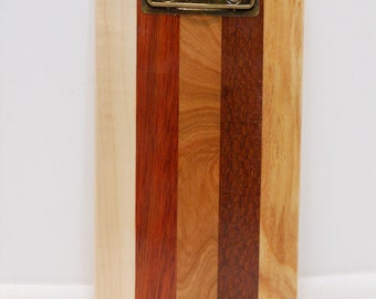 Small Wooden Clipboard (#169)