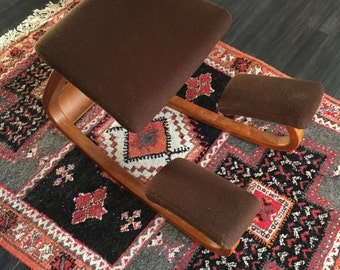 Original Ergonomic BALANS by Peter OPSVIK Kneeling Chair Mid Century