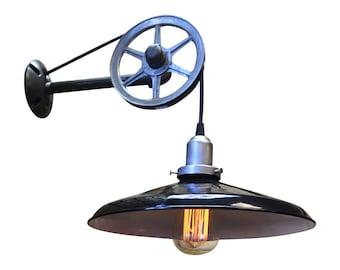 Lighting - Wall Lighting - Interior Design - Wall Light - Old Light - Bathroom Light - Light Fixture - Light - Industrial Light - Home Light