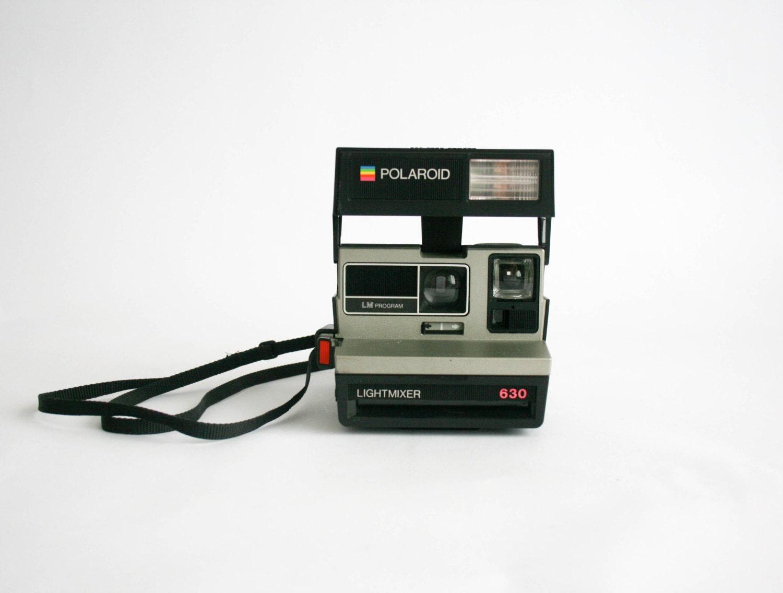 polaroid lightmixer 630 from doublerandc on etsy studio. Black Bedroom Furniture Sets. Home Design Ideas