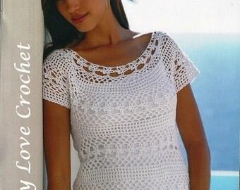 Etsy Crochet Blouse 14