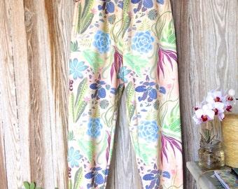 Succulent Garden Sweatpants